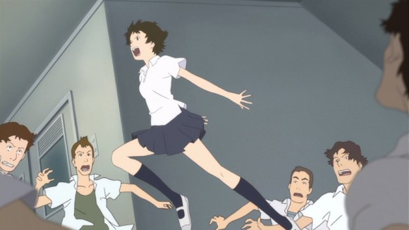 girl who leapt through time