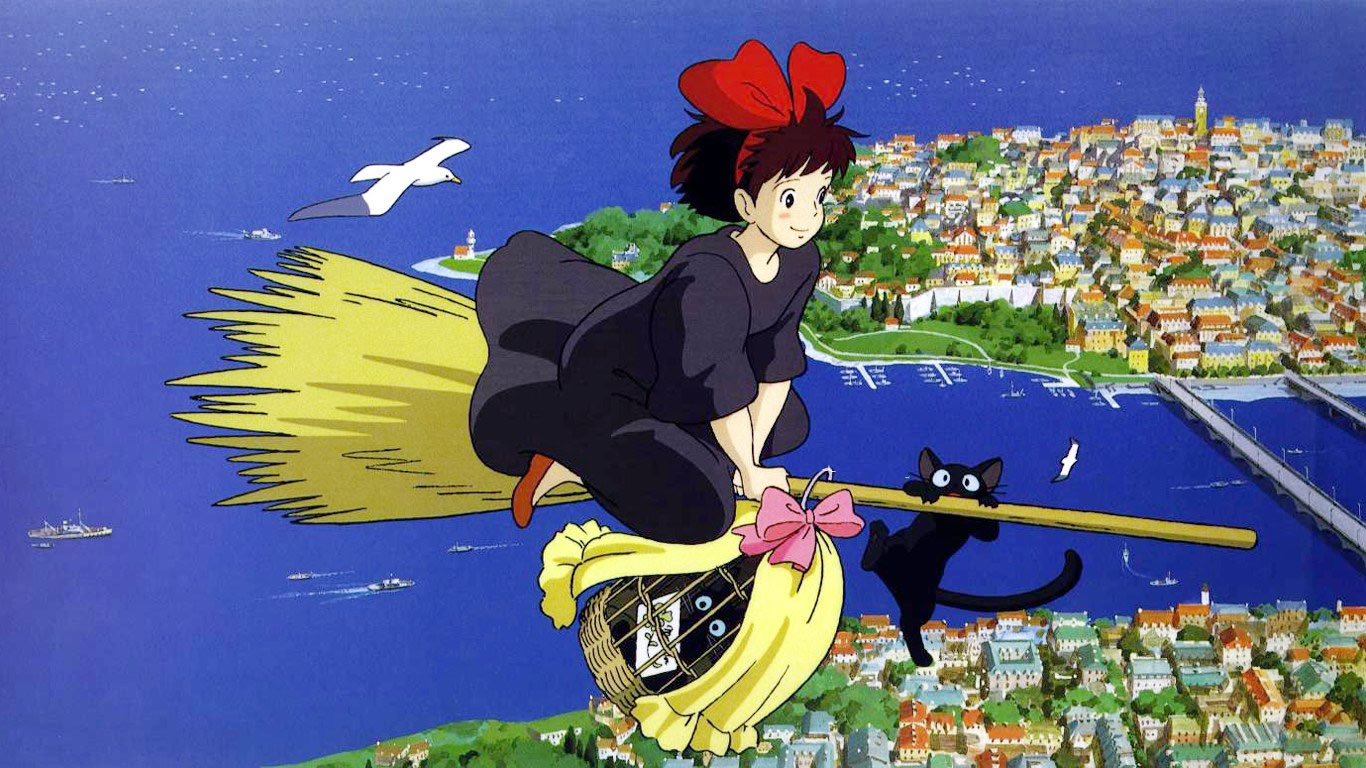 Ghibli Anime Movie Guide